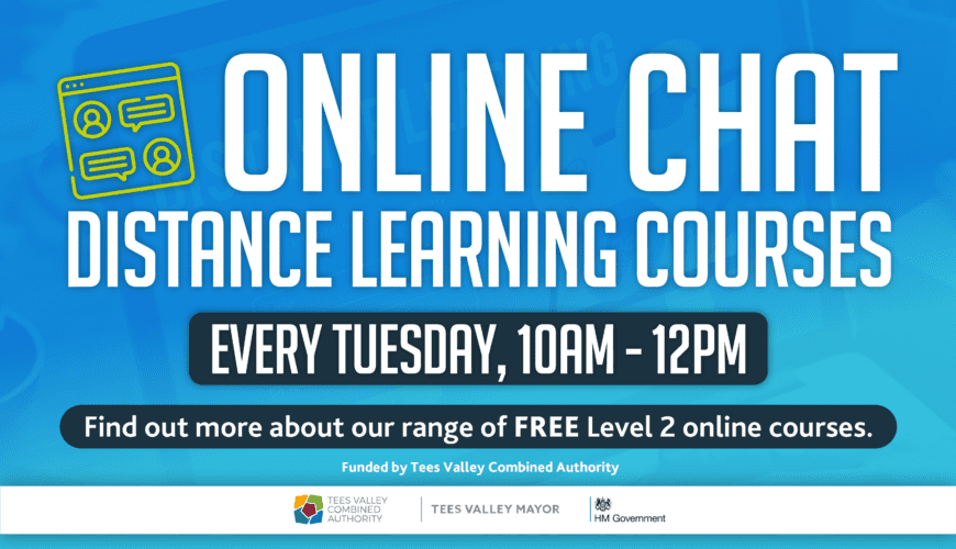Distance Learning Event Image