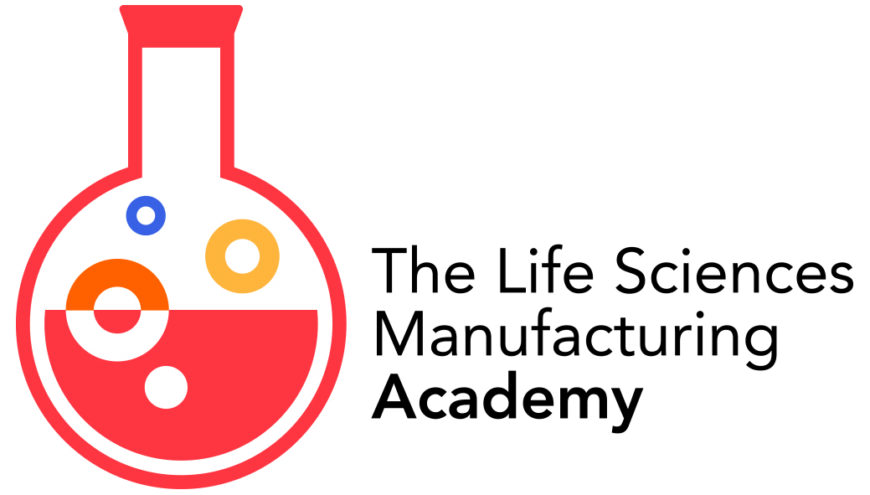 Life Sciences Manufacturing Academy Logo