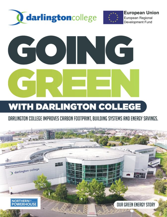 Going Green Front Cover